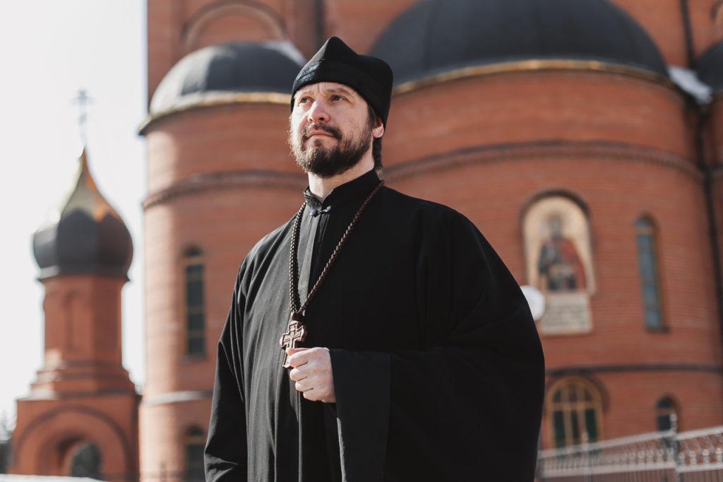 отец Сергей Семиков